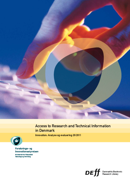Access to Research and Technical Information in Denmark