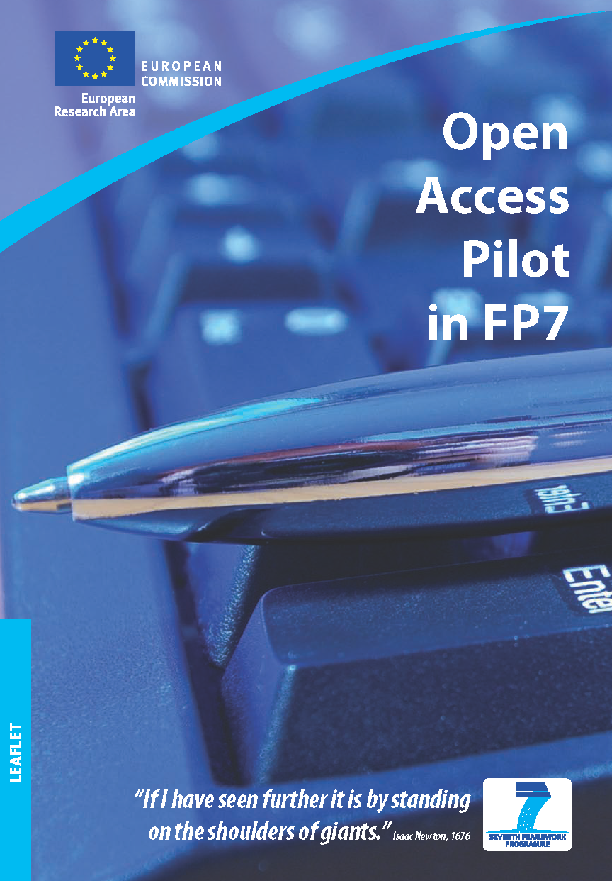 Open Access Pilot in FP7
